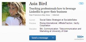 LinkedIn Sales Strategies