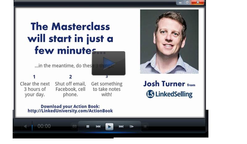 LinkedIn Lead Gen Masterclass